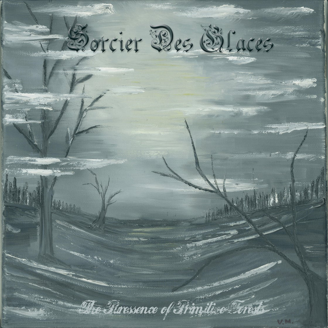 Image of Sorcier Des Glaces -  Moonrise in Total Darkness & The puressence of primitive forests