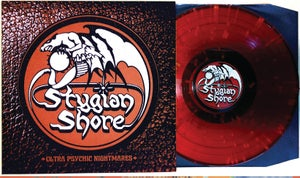 "Image of Stygian Shore ""Ultra Psychic Nightmares"" LP /// PA-1024 / SS-2002"