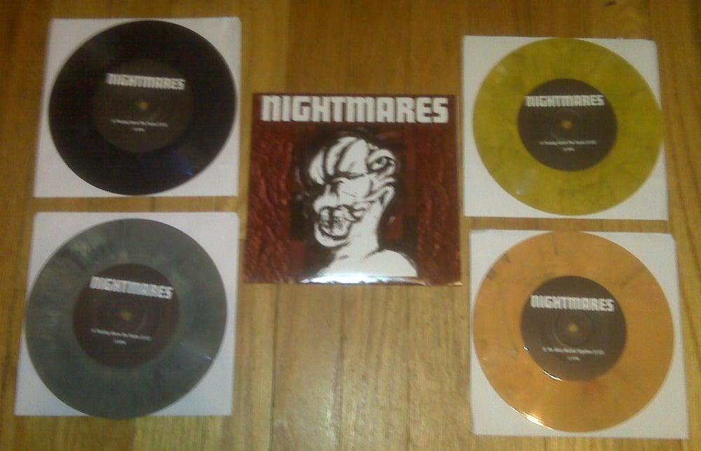 """B!139 Nightmares """"S/T"""" 7-Inch"""