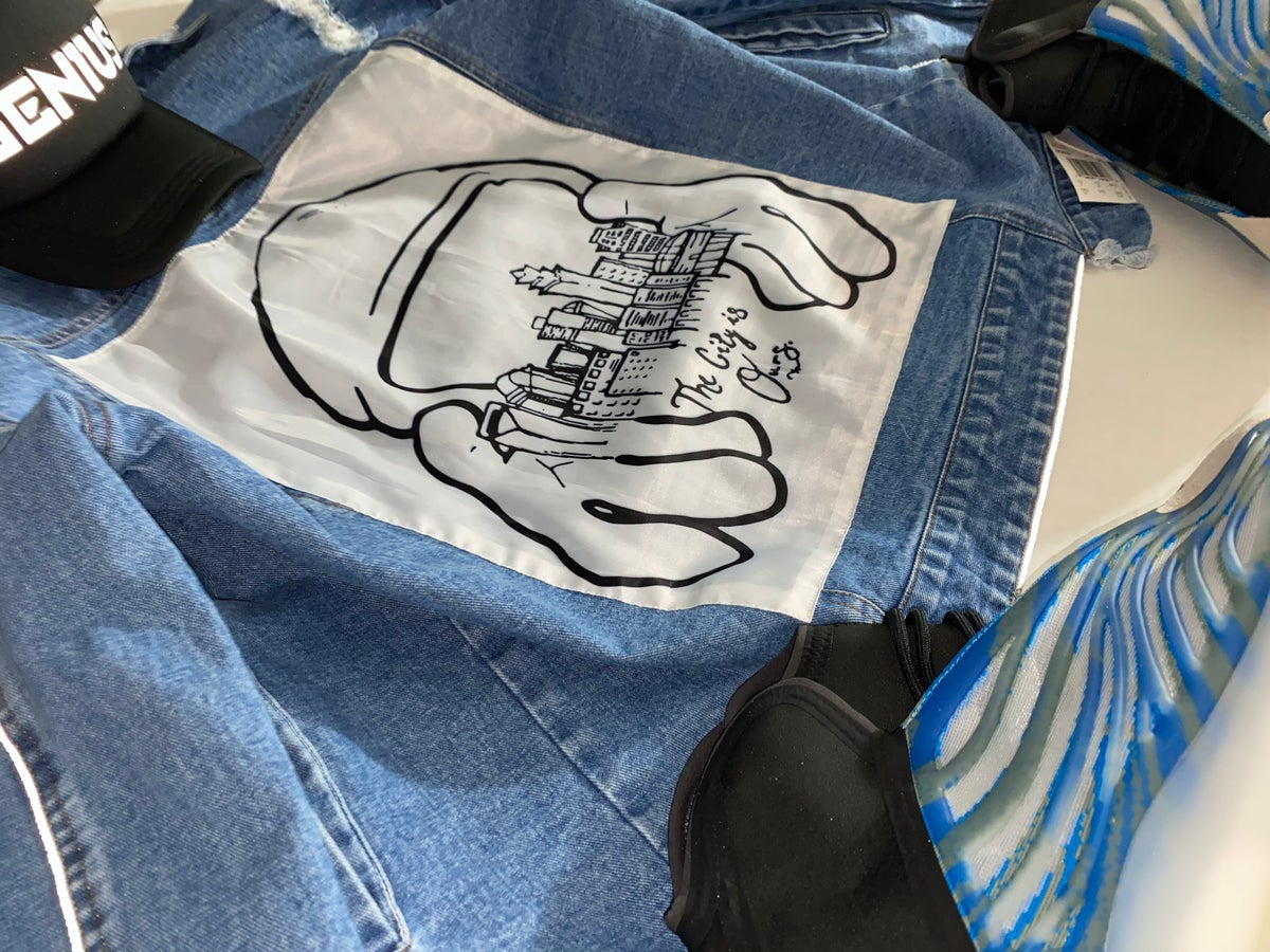 Image of GNS Astro Jean Jacket