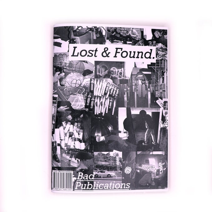 Image of LOST & FOUND. - BAD PUBLICATIONS