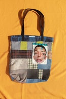 Image 1 of Date: Rainbow Tote