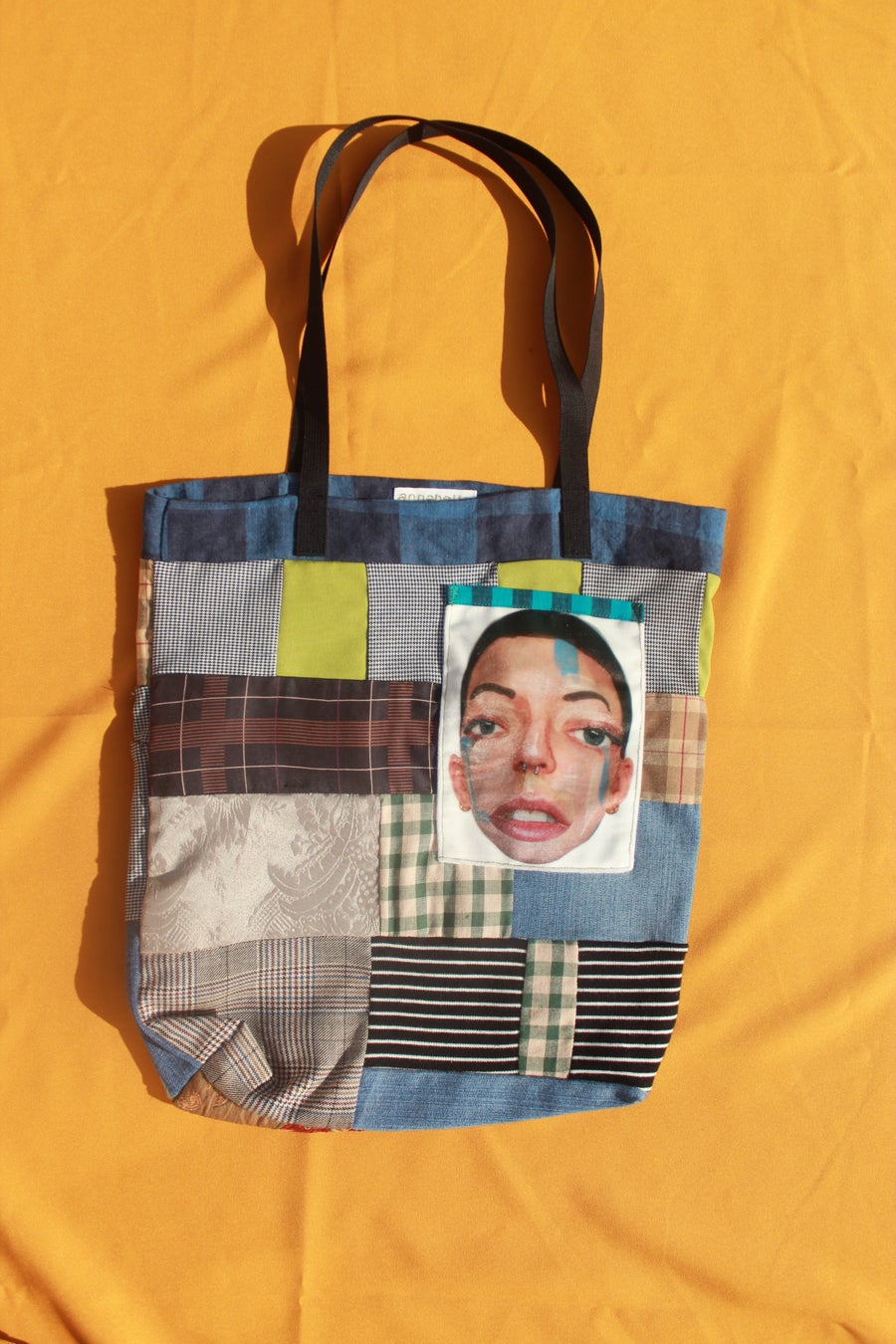 Image of Date: Rainbow Tote
