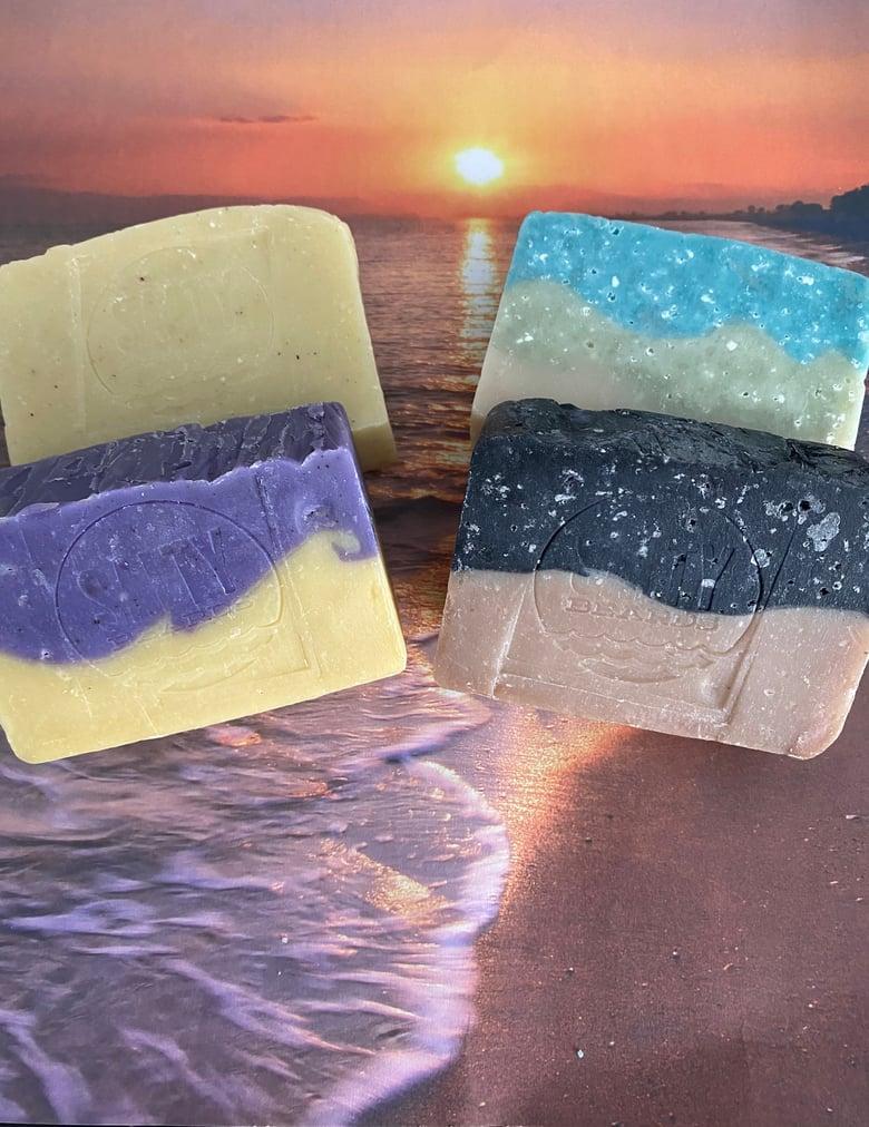 Image of Malibu Sunset Organic Beard & Body Wash