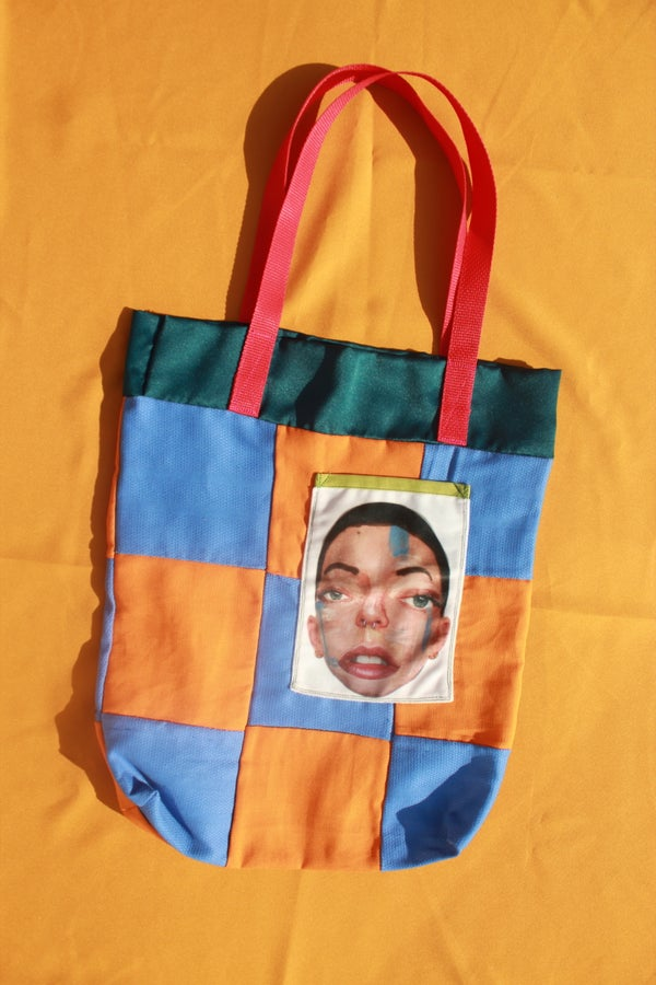 Image of Mango: Rainbow Tote