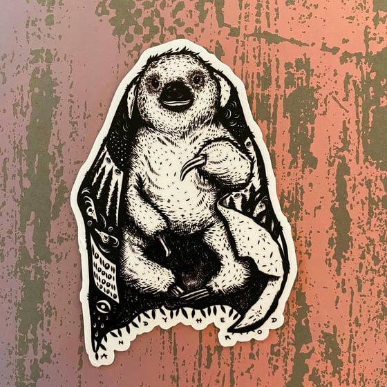 Image of The Seer Vinyl Sticker