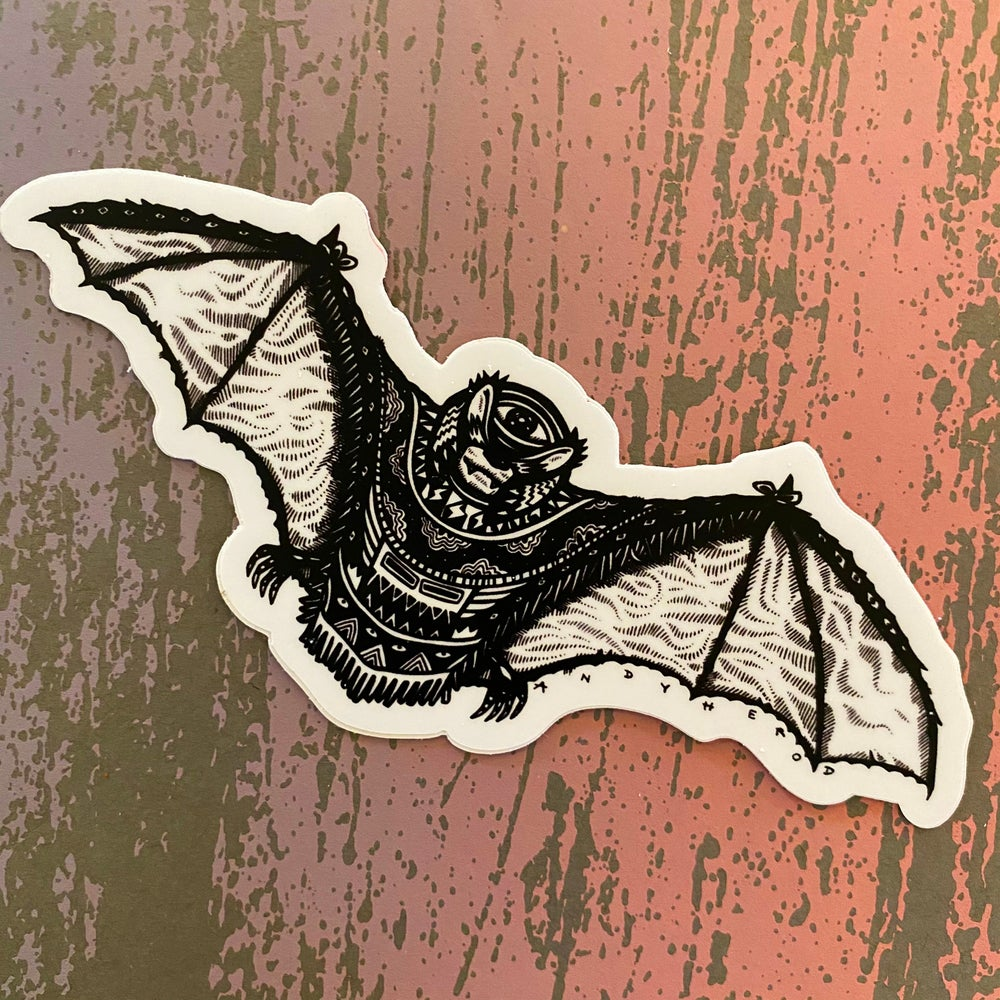 Image of Skyclops Vinyl Sticker