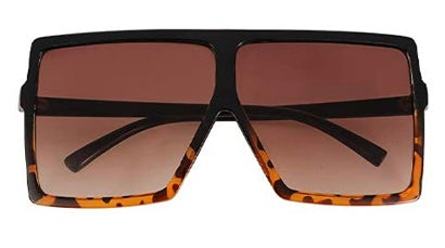 Image of Unisex Sun Shades- Leopard Edition