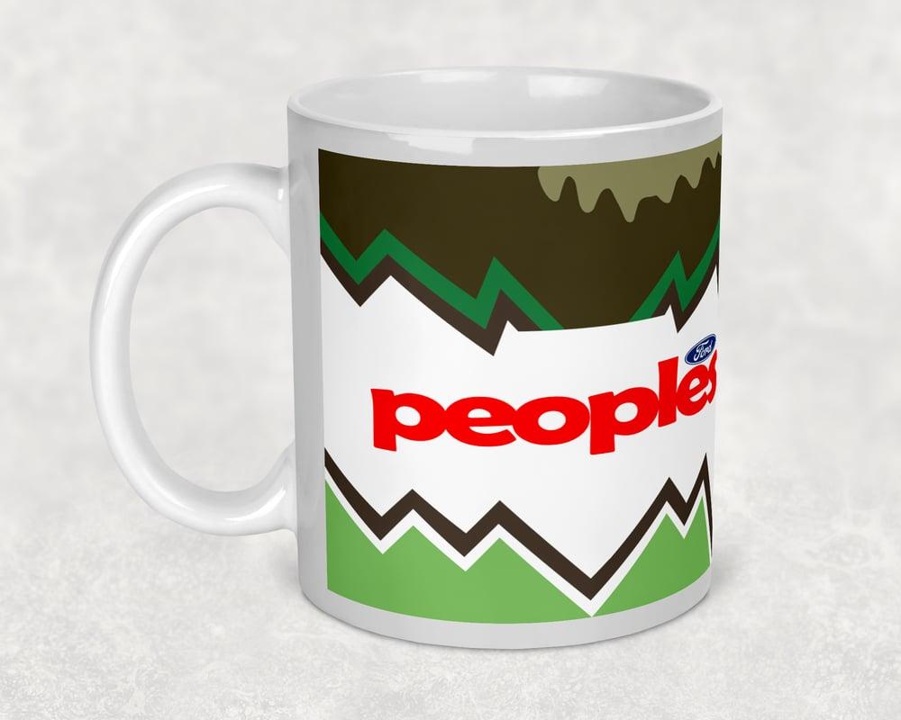 Celtic 1991/92 Away Kit Mug