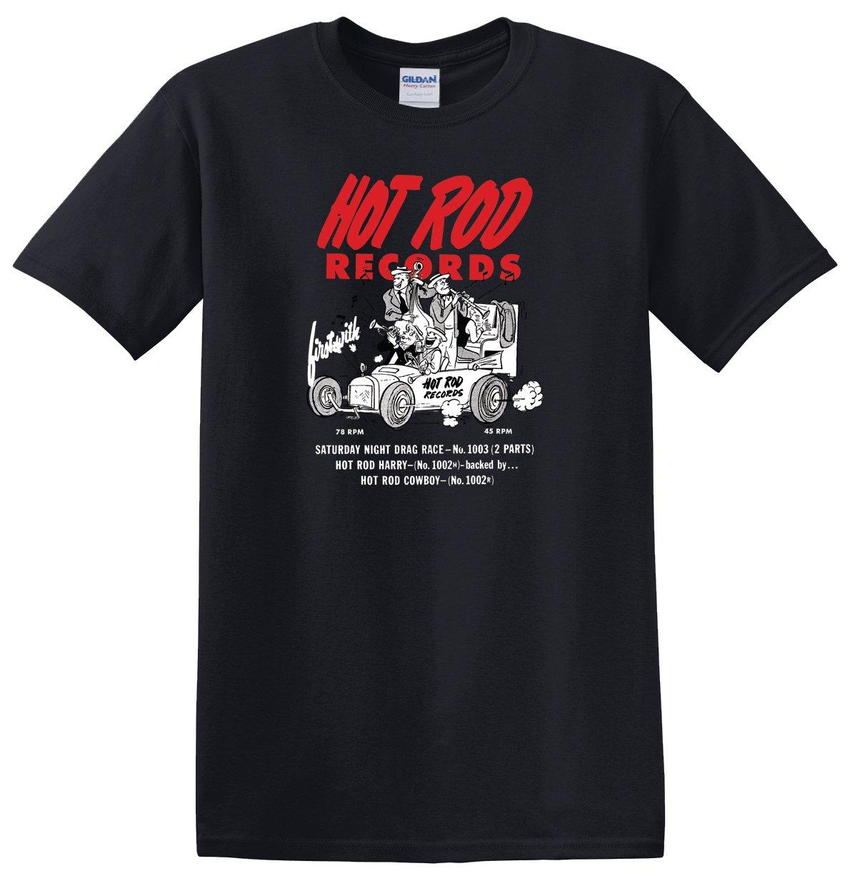 Hot Rod Records T-Shirt