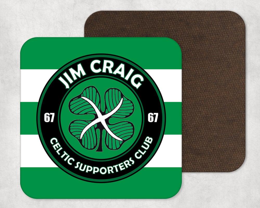 Jim Craig Csc Coaster