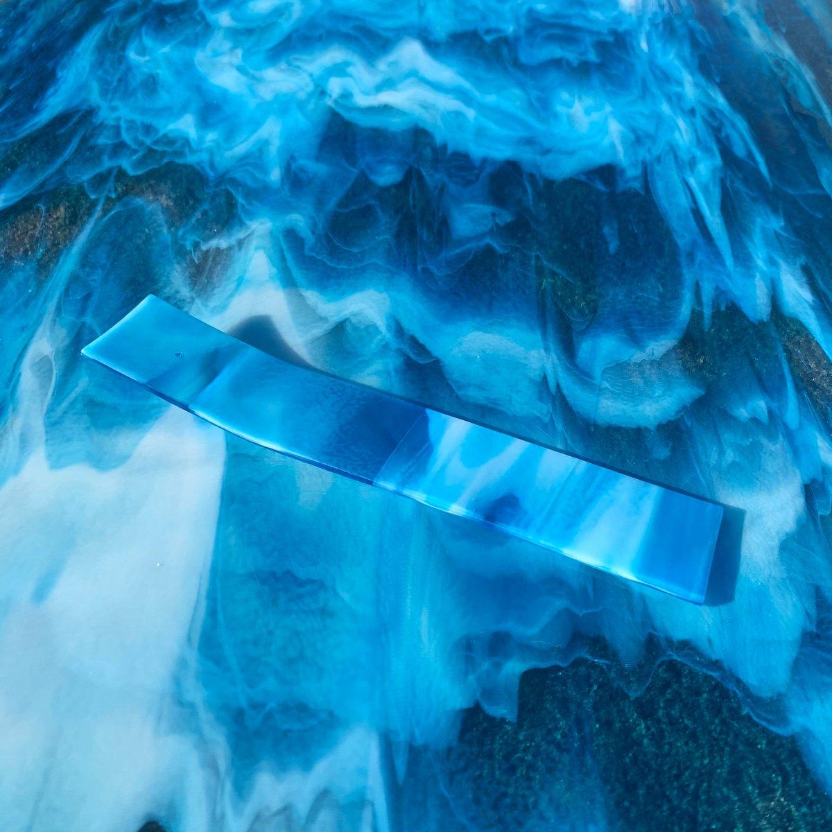 Image of True Blue Incense Holder