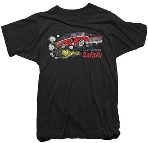East African Safari - Mercury Comet T-shirt