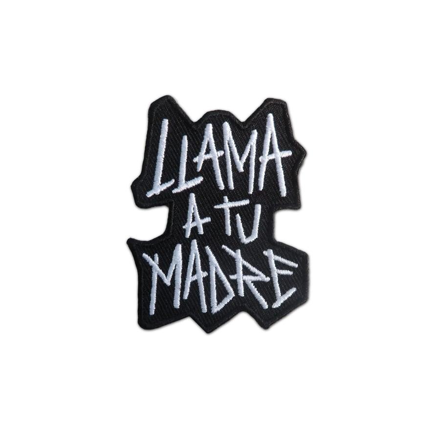 Image of Llama a tu madre
