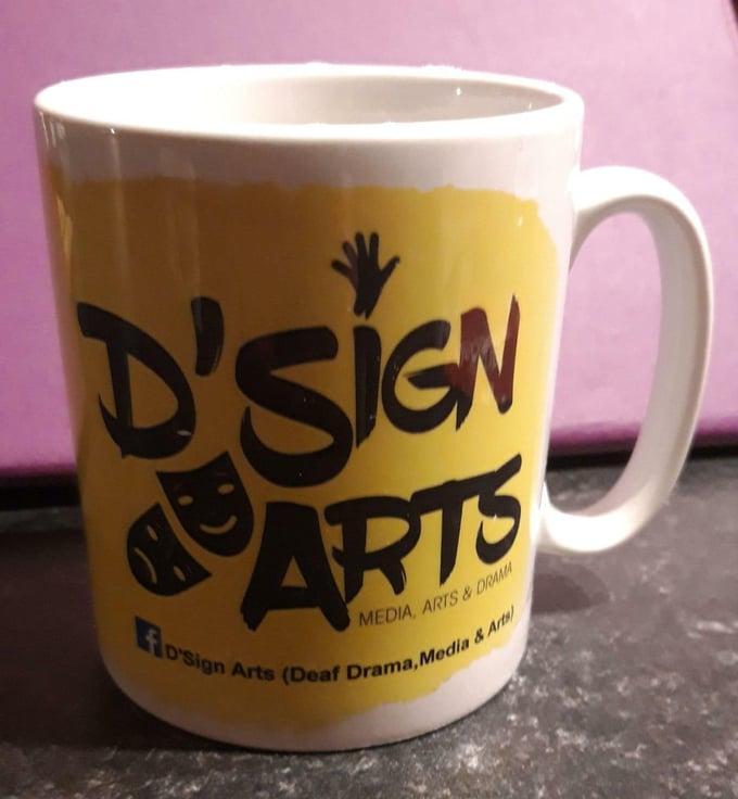 Image of D'Sign Arts Mug