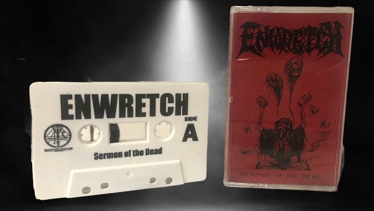 Image of Enwretch - Sermon of the Dead