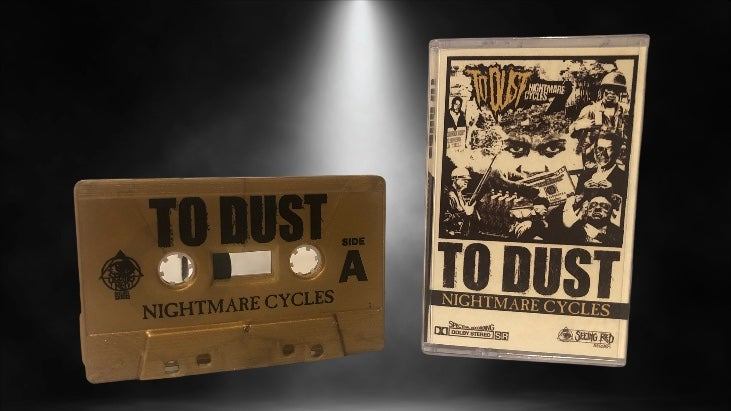 Image of To Dust - Nightmare Cycles