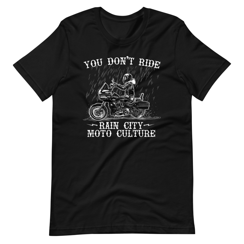 Image of You Dont Ride