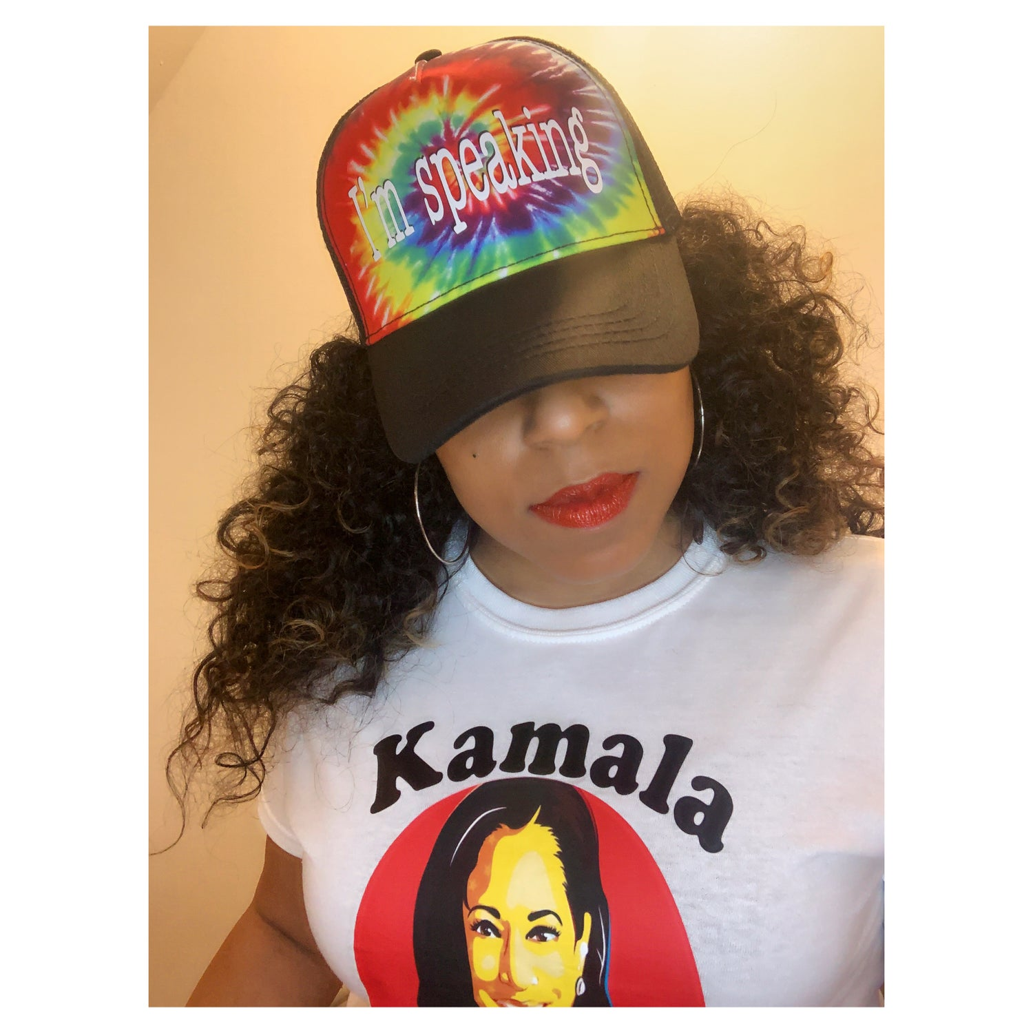 Image of The Kamala Trucker Hat