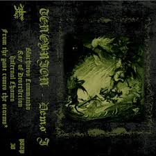 Image of Tenebrion-Demo Cassette