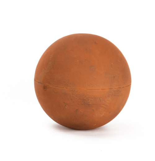 Image of Rusted Garden Sphere