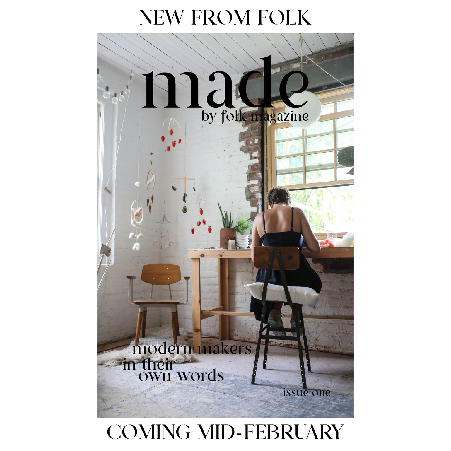 Image of PREORDER: MADE — by folk