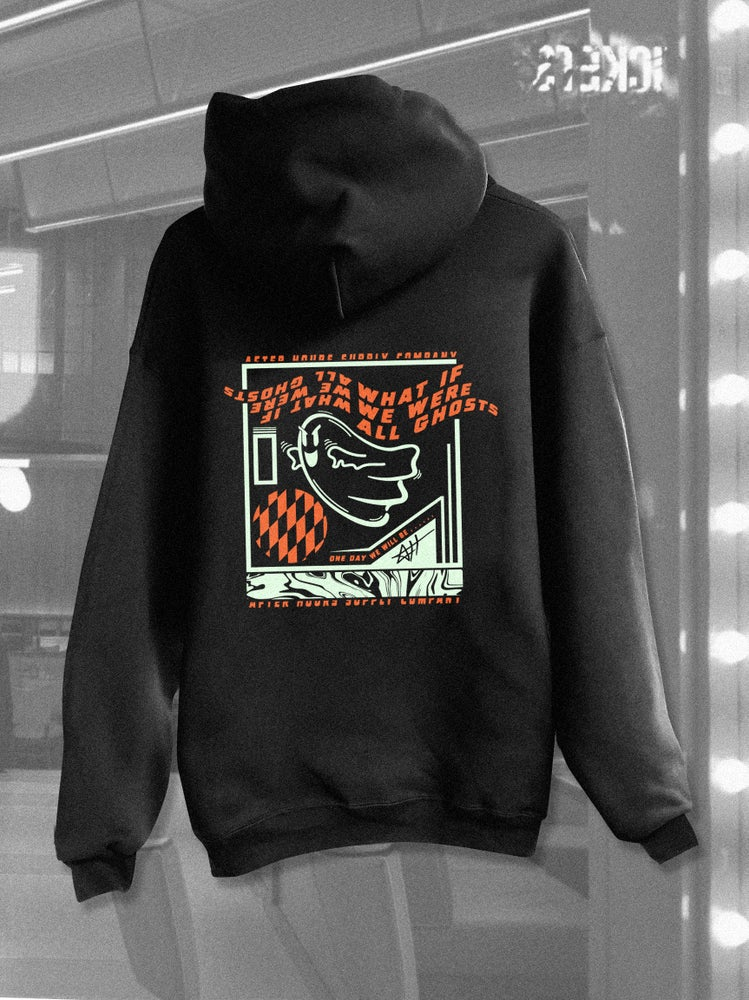Image of What If We Were All Ghosts - Hoodie
