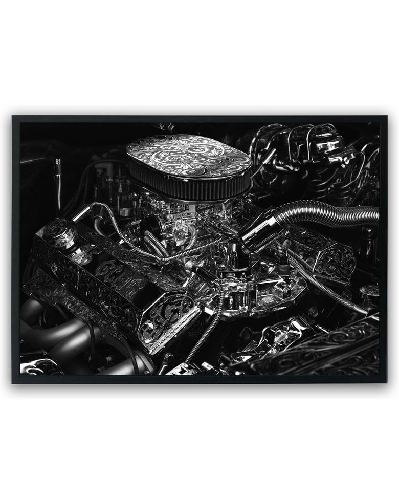 Image of Jesse Lizotte - 'Monte Carlo'. Original artwork