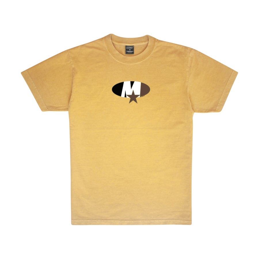 Image of Star Logo Tee (Gold)