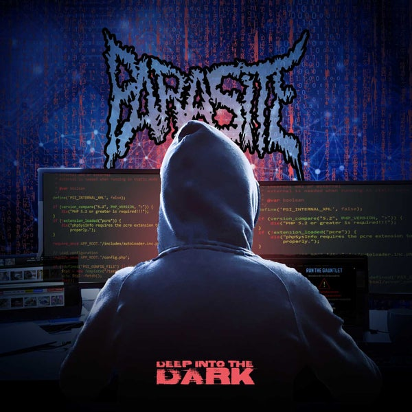 Image of PARASITE - Deep Into The Dark CD