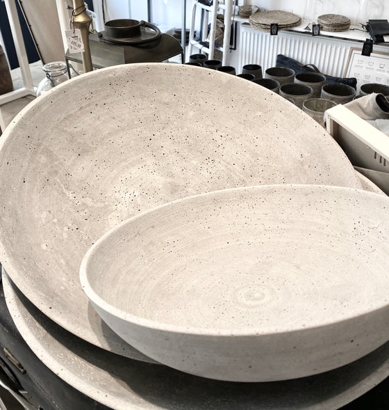 Image of CONCRETE BOWL
