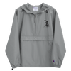 """Champion X Existence Grey """"Life's a Game of Monopoly"""" WindBreaker"""
