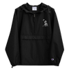"""Champion X Existence Black """"Life's a Game of Monopoly"""" WindBreaker"""