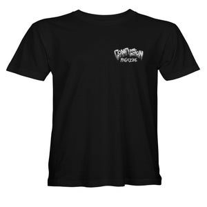 """Image of Confusion - """"Skelly Cracker"""" t-shirt  [black]"""