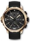 IWC Aquatimer Chronograph Edition Expedition Charles Darwin Mens Watch