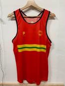 Image of SO58 Running Vests/Singlet   Red