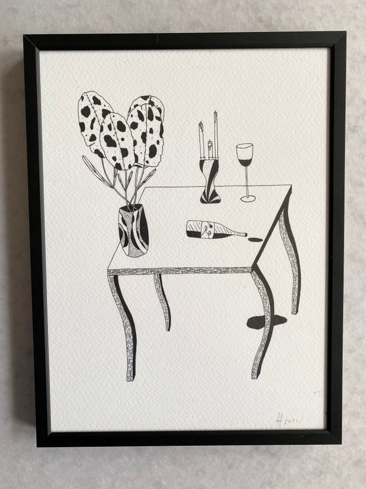 Image of 'Still Life' (Lowest Rung Of The Hierarchy Of Genres, But Has Been Extremely Popular With Buyers)