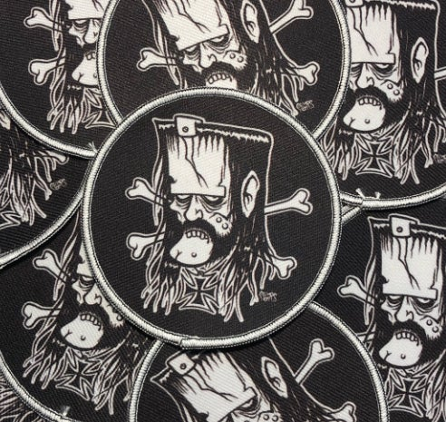 Image of LEMMY Patch