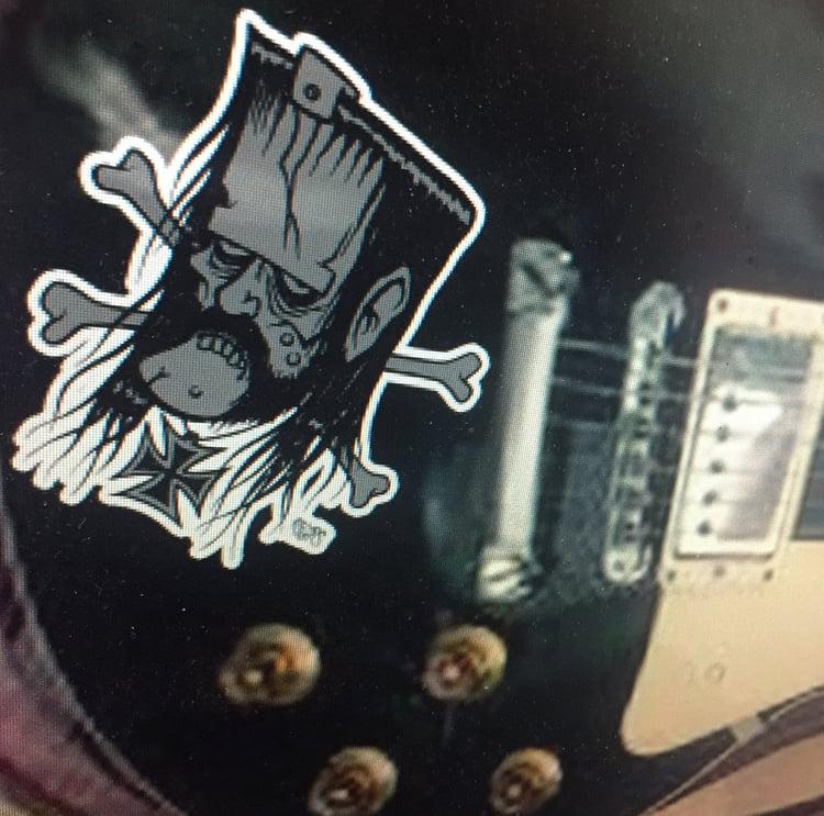 Image of LEMMY Sticker