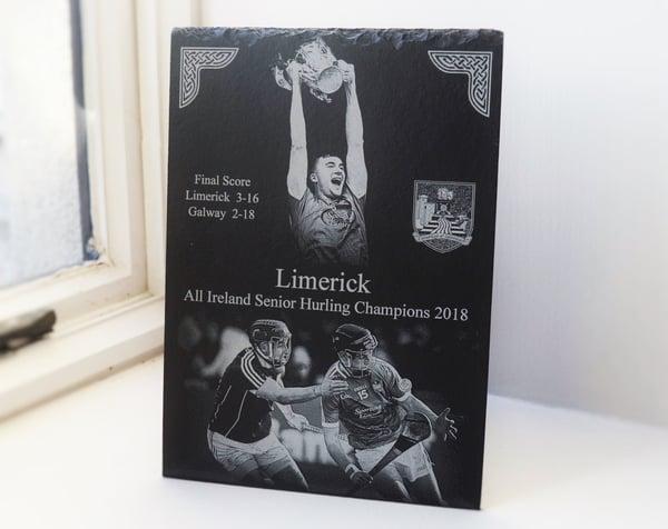 Image of Limerick All Ireland Hurling Champions 2018