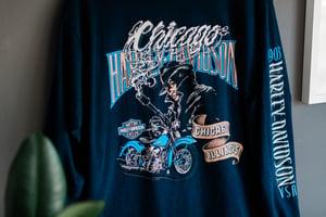 Image of 2002 Harley Davidson Long Sleeve Chicago