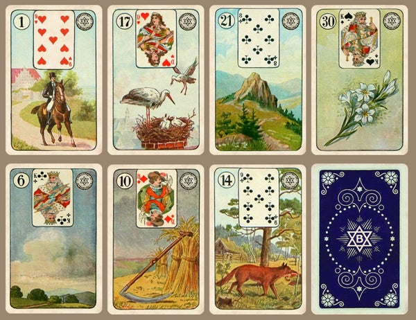 Image of Schneider & Co Lenormand c.1918, Restored