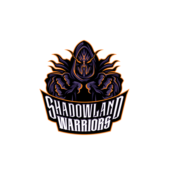 "Image of ""Warriors"" Vinyl Decal"