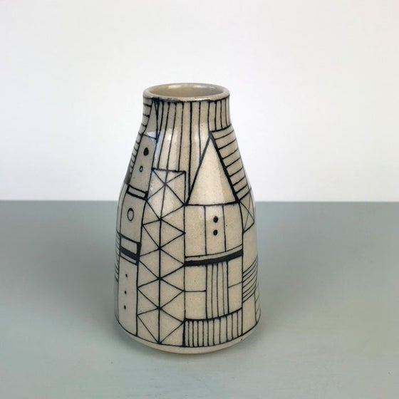 Image of City vase no.06
