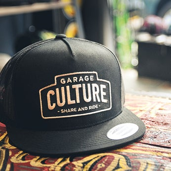 Image of SNAPBACK  Classic -  Garage Culture ®