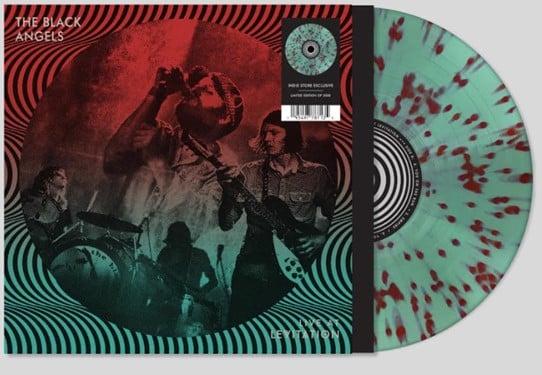 Image of Black Angels - Live At Levitation (color vinyl)
