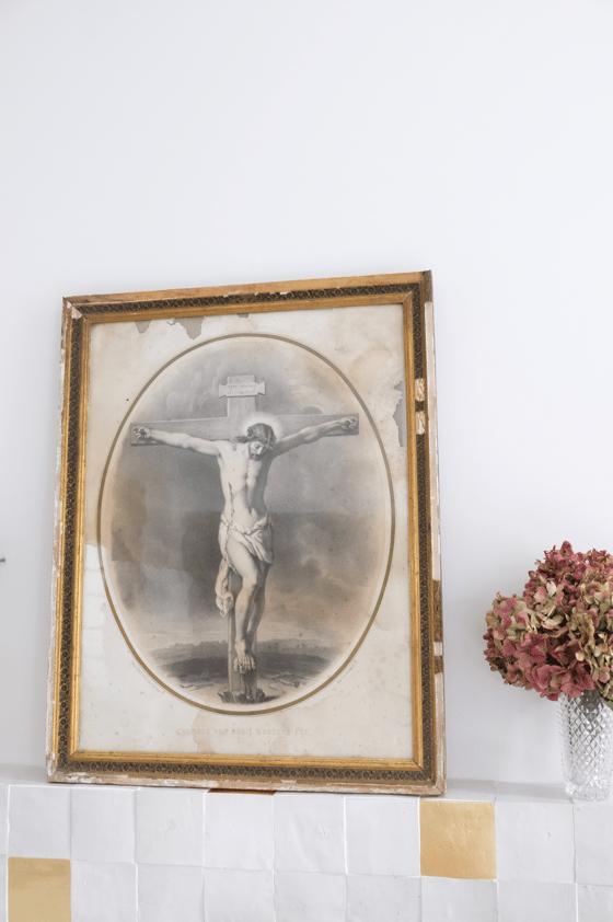Image of Tableau Christ