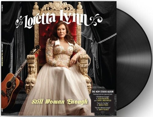 Image of Loretta Lynn - Still Woman Enough