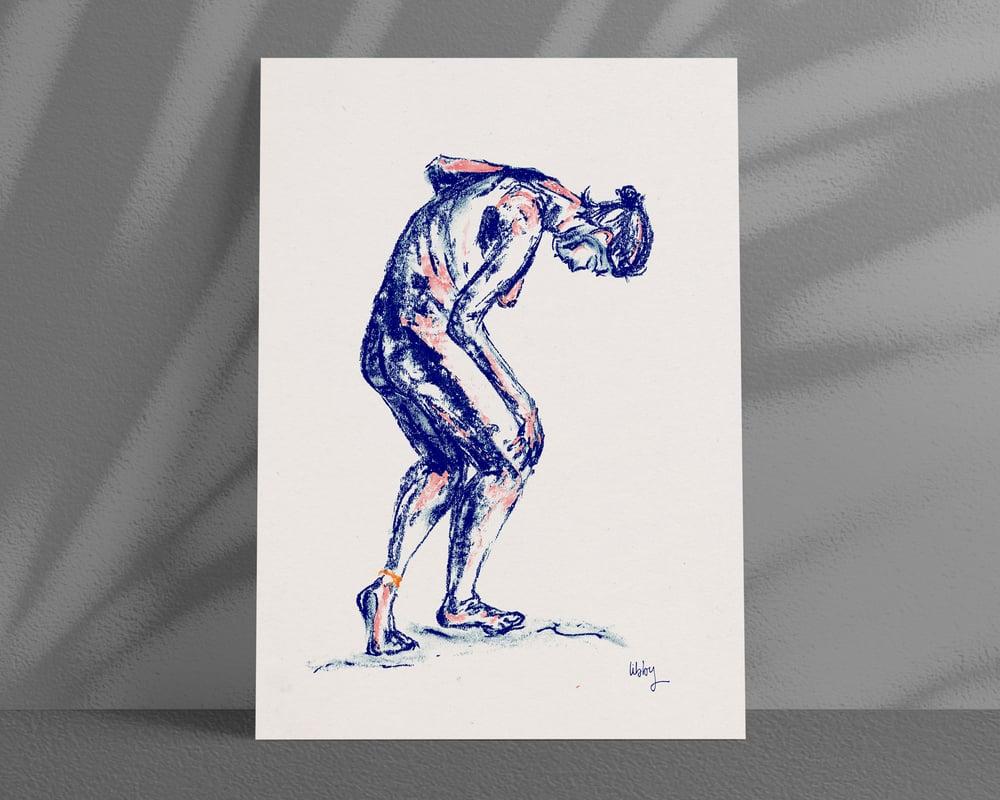 Image of BEATRICE I – A3, Fine Art Print