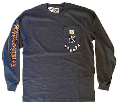 Image of Strange Pocket Longsleeve (B)